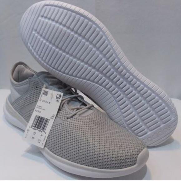 1108180b0634d4 Adidas NEO Womens Cloudfoam QT Flex Running Shoe